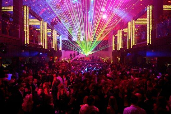 Miami Beach, FL: LIV Nightclub