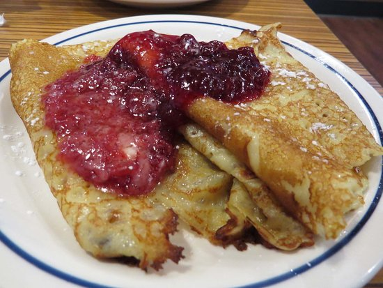 Φλέμινγκτον, Νιού Τζέρσεϊ: IHOP Breakfast