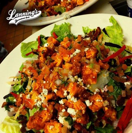 Coffeyville, KS: Buffalo Chicken Salad