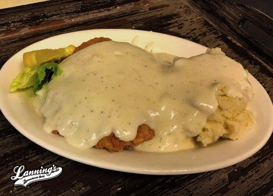 Coffeyville, KS: Chicken Fried Steak