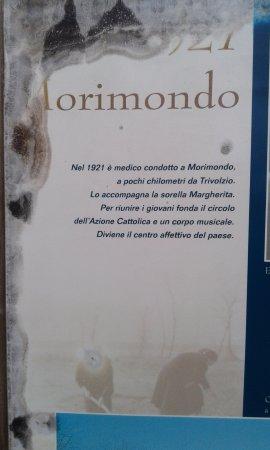 Trivolzio, Italy: Scritte Storiche