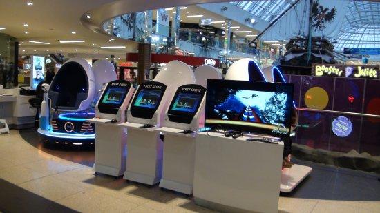 9D VR Edmonton Experience