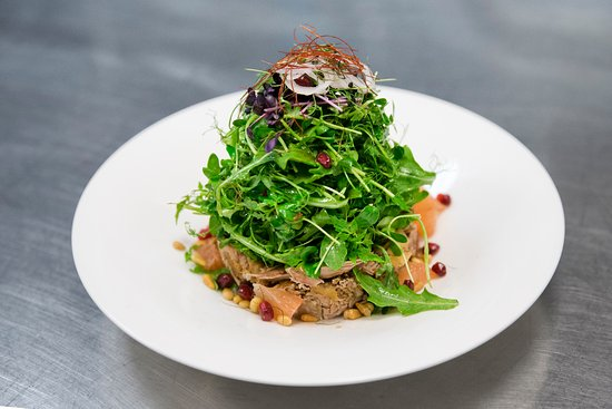 Hakkasan, Crispy Duck Salad