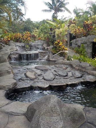 Golfo de Papagayo, Costa Rica: Hot springs