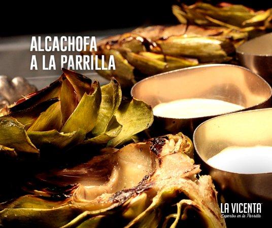 Naucalpan, Meksiko: Alcachofa
