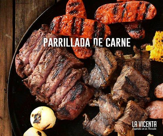 Naucalpan, Meksiko: Parrillada de carne