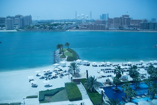 Fairmont Bab Al Bahr: my view from the room