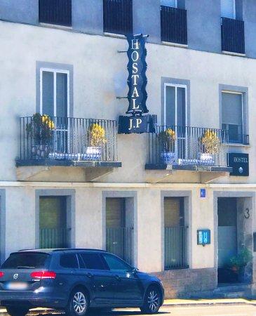 Sanguesa, Испания: Fachada