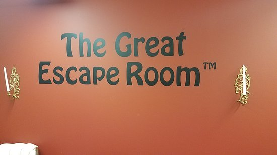 Akron, OH: The Great Escape Room