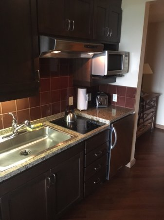 Cle Elum, WA: Kitchenette in the room