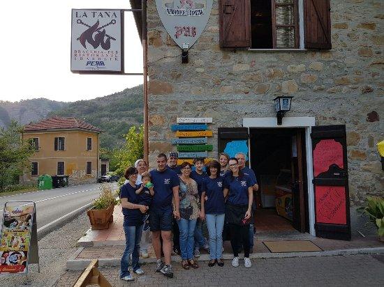 Borghetto di Borbera, İtalya: La Tana