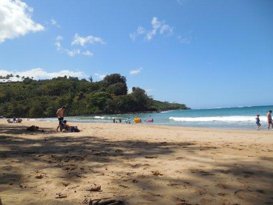 Wyndham Bali Hai Villas: This is the beautiful hidden Kalihiwai Beach