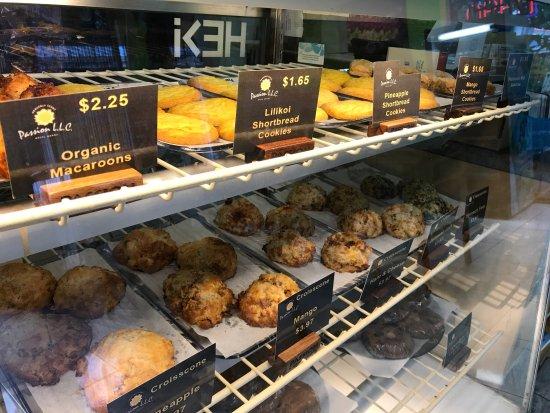 Passion Bakery Cafe Kapaa Kauai