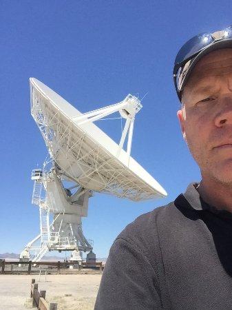 Socorro, NM: On the walking tour.