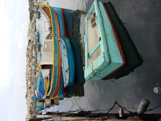 Marsaxlokk, Malte : 20170329_121406_large.jpg