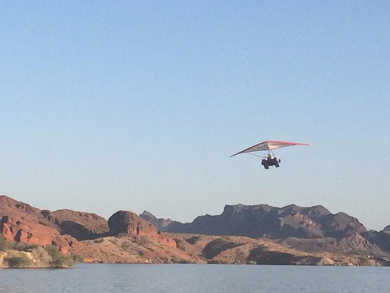 Lake Havasu City, AZ: Sunset Charter Tour