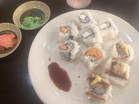 Kalamazoo, MI: Sushi!