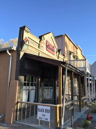 Cerrillos, NM: Black Bird Saloon