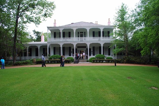 Natchez, MS: Elms Court
