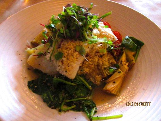 Cranston, RI: Codfish dinner