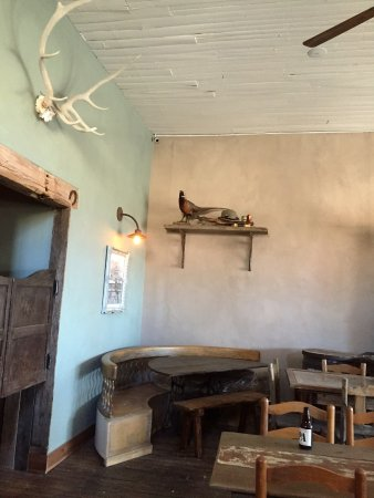 Cerrillos, NM: Cozy Corner Banco