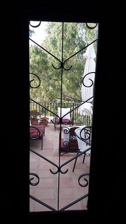 Comares, Spain: Olive suite terrace