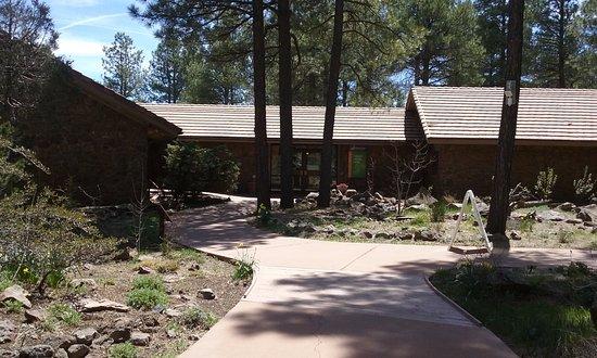 The Arboretum at Flagstaff: visitor center