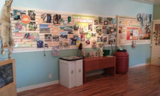 The Arboretum at Flagstaff: interior