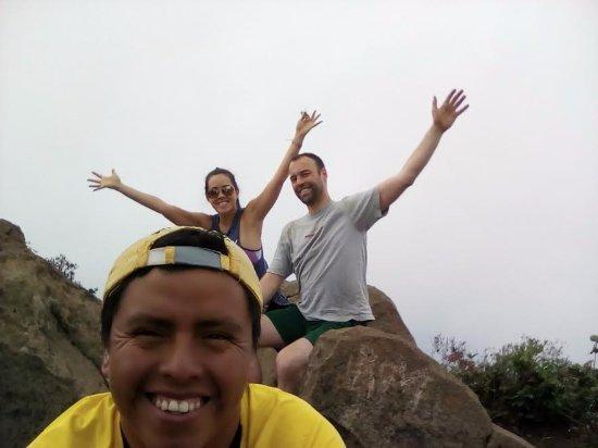 San Juan la Laguna, Gwatemala: so happy and so tired
