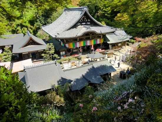 Oka-dera Temple