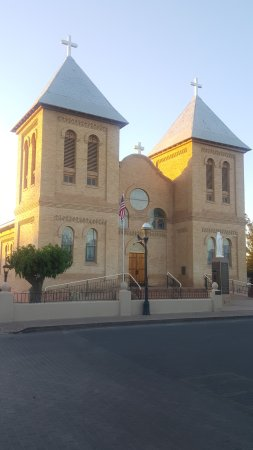 Basilica of San Albino at Mesilla Square