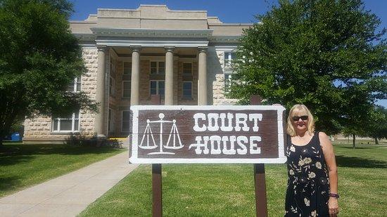 Fort Stockton, TX: Pecos County Courthouse
