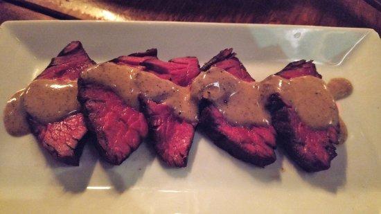 Brookline, MA: Hanger Steak