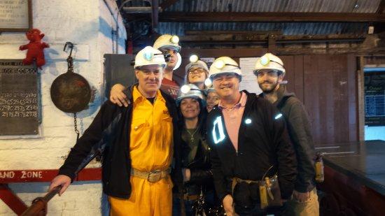 Blaenavon, UK: Big Pit:  National Coal Museum