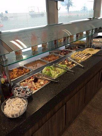 Jaguariaiva, PR: buffet