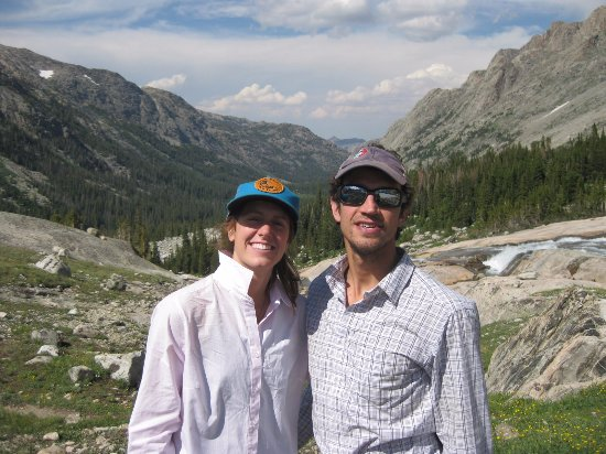 Bozeman, MT: Sam Magro and Genevieve Ryder, Wind River Range, Wyoming