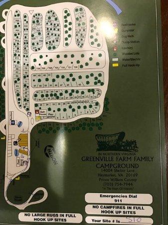 Greenville Farm Family Campground Reviews Haymarket Va