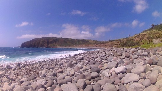 Province of Batanes, Philippinen: boulder beach