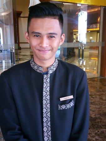 Sri Kembangan, Malesia: Farid Z very helpful concierge