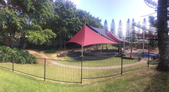 Benowa, Australia: Playground