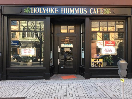 Holyoke Hummus Cafe at 285 High St, Holyoke, MA