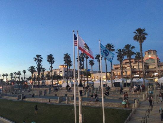 Sun 'n' Sands Motel: five minute walk to the Huntington Beach Pier
