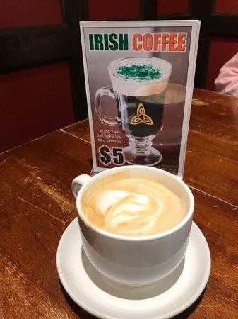 Tullahoma, TN: Irish Coffee 16 oz.