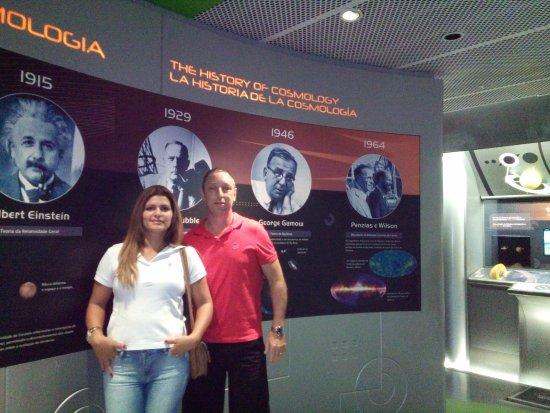 Fundação Planetário da Cidade do Rio de Janeiro & Museu do Universo: Planetário