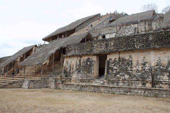Temozón, México: Acrópole