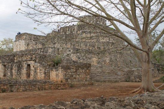 Temozón, México: Palácio Oval