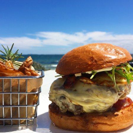 Williamstown, ออสเตรเลีย: Burger