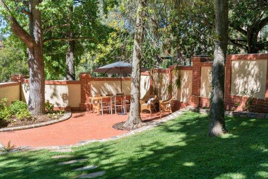 Stirling, Australia: Garden