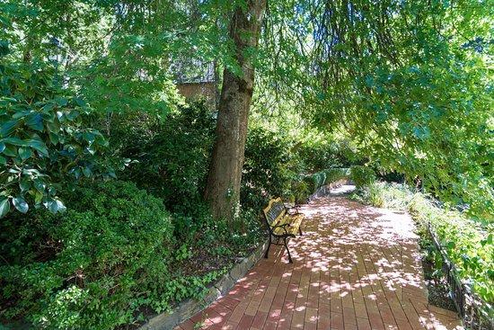 Stirling, Australia: Private garden