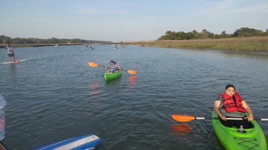 Kokopelli Surf Lessons Paddleboard Kayak Tours Als Myrtle Beach